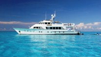 Ed Monk Charter Yachts in Whitsundays