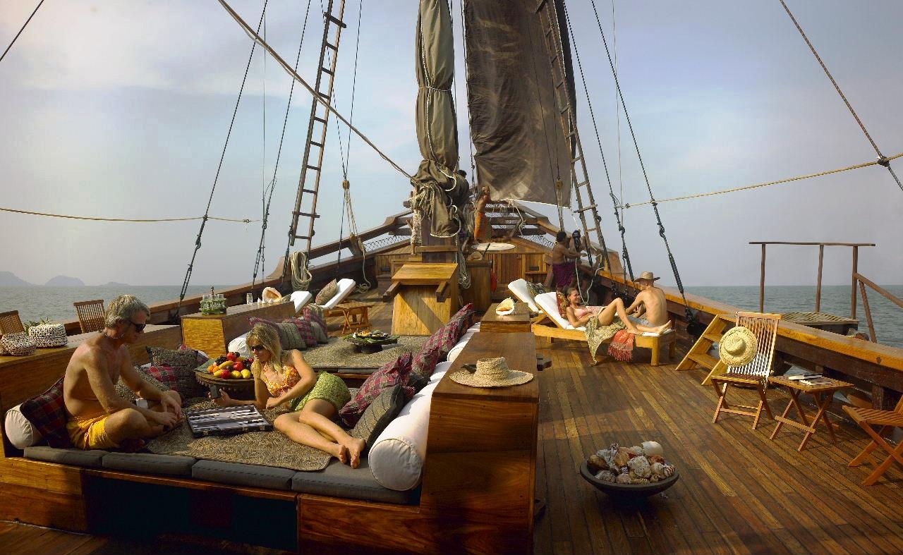 silolona yacht charter details konjo boat builders