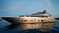 Sister ship to Canados 120 Yacht Hull No. 2 - First Canados 120 superyacht Far Away