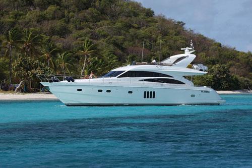 Motor Yacht Sorana