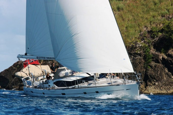 Sailing yacht Sotto Vento