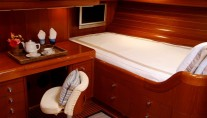 South East Asia sailing yacht Aspiration - Cabin
