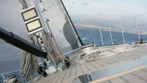 Southern Wind Sailing Yacht Thalima 2010 - Deck view