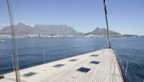 Southern Wind sailing yacht Thalima - Deck