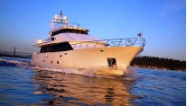 Motor yacht�Spirit of Two Thousand & Ten