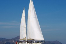 Sailing yacht�SPIRIT OF THE EAST