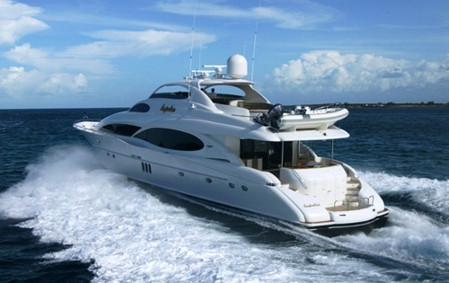 STOP THE PRESS Yacht Charter Details Lazzara