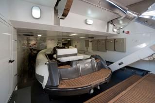 Motor Yacht Auspicious Ex Streamline Project Streamline