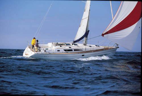 Jeanneau Sun Odyssey 40 - Italy sailing bareboat yacht charter