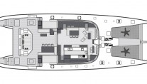 Sunreef 114 CHE -  Layout 2