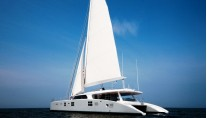 Sunreef 114 CHE -  Sailing