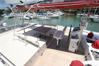 Sunreef 62 BLAZE II  -  Flybridge