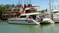 Sunreef 62 BLAZE II  -  In Port