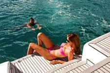 Sunreef 62 Cat FIREFLY -  Swim Platform