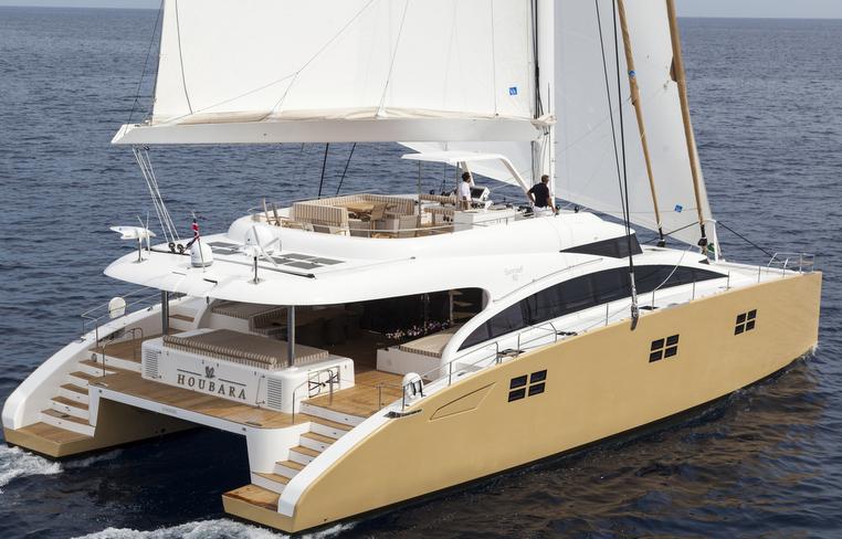 Sunreef 82 Catamaran Yacht HOUBARA