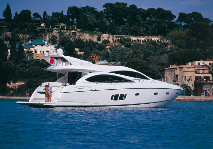Sunseeker MANHATTAN 70 Motor Yacht
