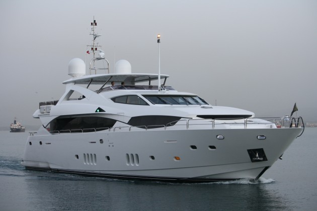 Motor Yacht 2J's of London