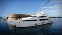 Sunseeker 40M Superyacht