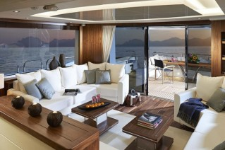 Sunseeker 86 Yacht - Interior