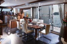 Sunseeker IN ALL FAIRNESS -  Formal Dining