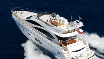 Sunseeker Motoryacht Manhattan 70