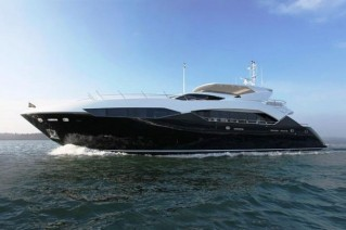 Sunseeker Predator 130 Super Yacht Never Say Never