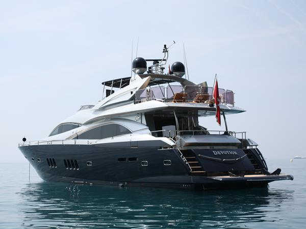 Motor Yacht GEORGINA (ex DEVOTION)