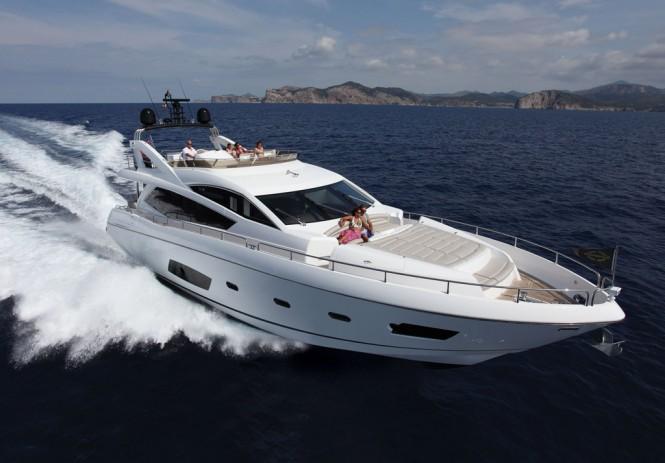 Motor Yacht Michaela