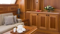 Super Yacht Canova Interior