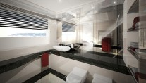 Super Yacht EUPHORIA - Bathroom