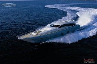 Super Yacht Pershing-108