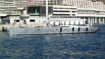 Super Yacht Shadow by Comar Yachts