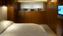 Super yacht FAR NIENTE - owner cabin