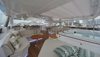 Super yacht Majesty 135 - Flybridge