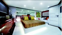 Super yacht Nameless - Luxury stateroom