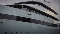 Super yacht Savannah