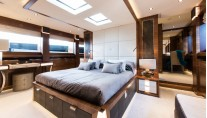 Super yacht Silver Wind - Master Cabin - Photo Credits @ SuperyachtMedia