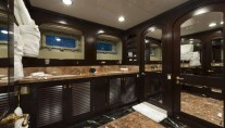 Super yacht THE WELLESLEY - Cabin ensuite