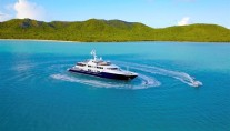 Trinity Yachts in Nevis