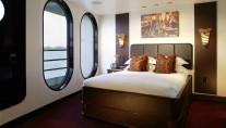 Super yacht suport vessel GLOBAL - forward stateroom