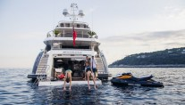 SuperYacht SOLARIS - Princess 40