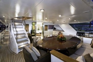 Superfun -  Aft Deck