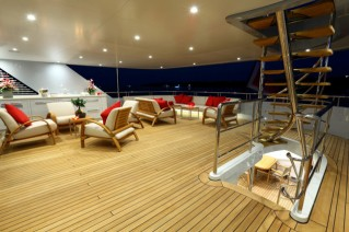 Superyacht 2 Ladies - Exterior