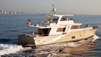 Superyacht 97 Cruiser by Vicem - aft view