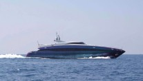 Superyacht ABILITY built by Baglietto