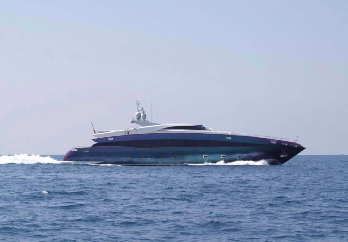 Motor Yacht ABILITY (ex RC)