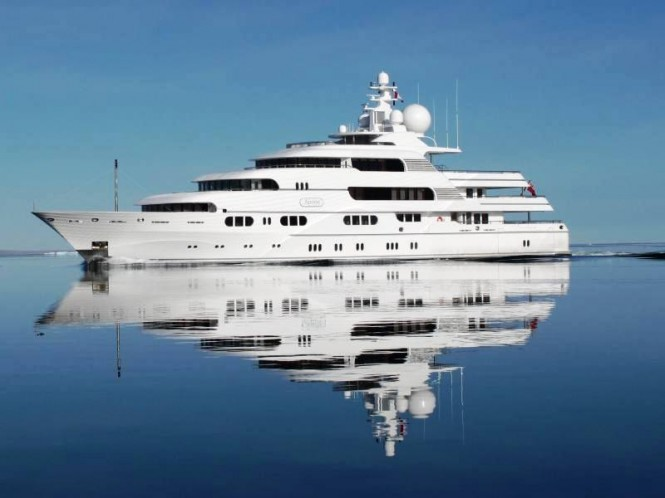 Superyacht APOISE -  Main