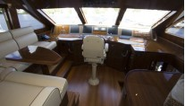 Superyacht BOPS - Wheelhouse
