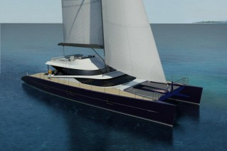 Superyacht Blue Coast 101 DD