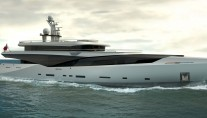 Superyacht DU Voyager 50 - side view